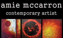 Amie McCarron - Contemporary Encaustic Artist